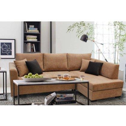 JAUNUMS Stūra dīvāns - Hilton (2510 x 1620 mm)