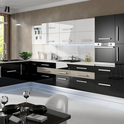 JAUNUMS Vertigo black & white