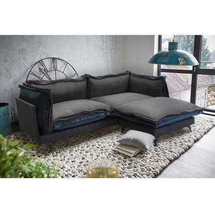 JAUNUMS Ekskluzīvs stūra dīvāns - Prestige (2420 x 1800 mm)
